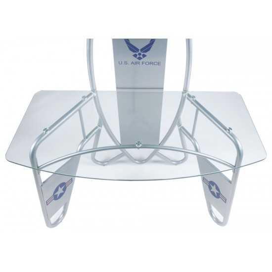 ACME Aeronautic Desk, Silver