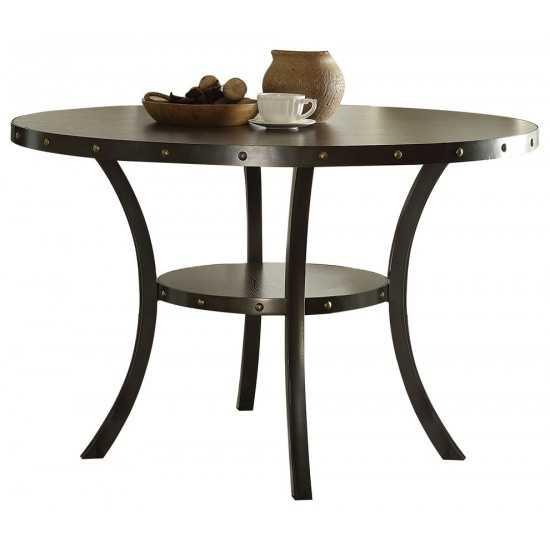ACME Hadas Dining Table, Walnut