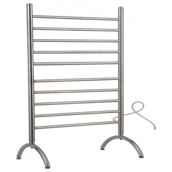Freestanding 33 Heated Towel Rack