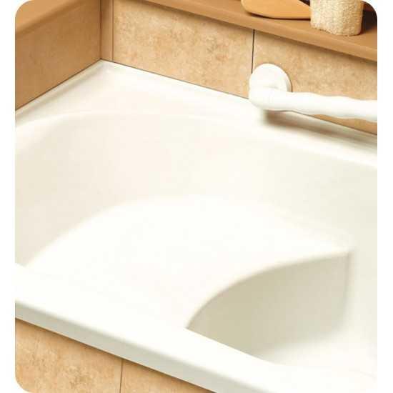 "Neptune LB60 Laura 60"" Customizable Rectangular Bathroom Tub - No Skirt"