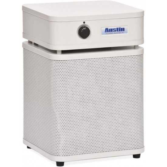 Austin Air Allergy Machine Junior Air Purifier, HEPA Filtration (4 colors)