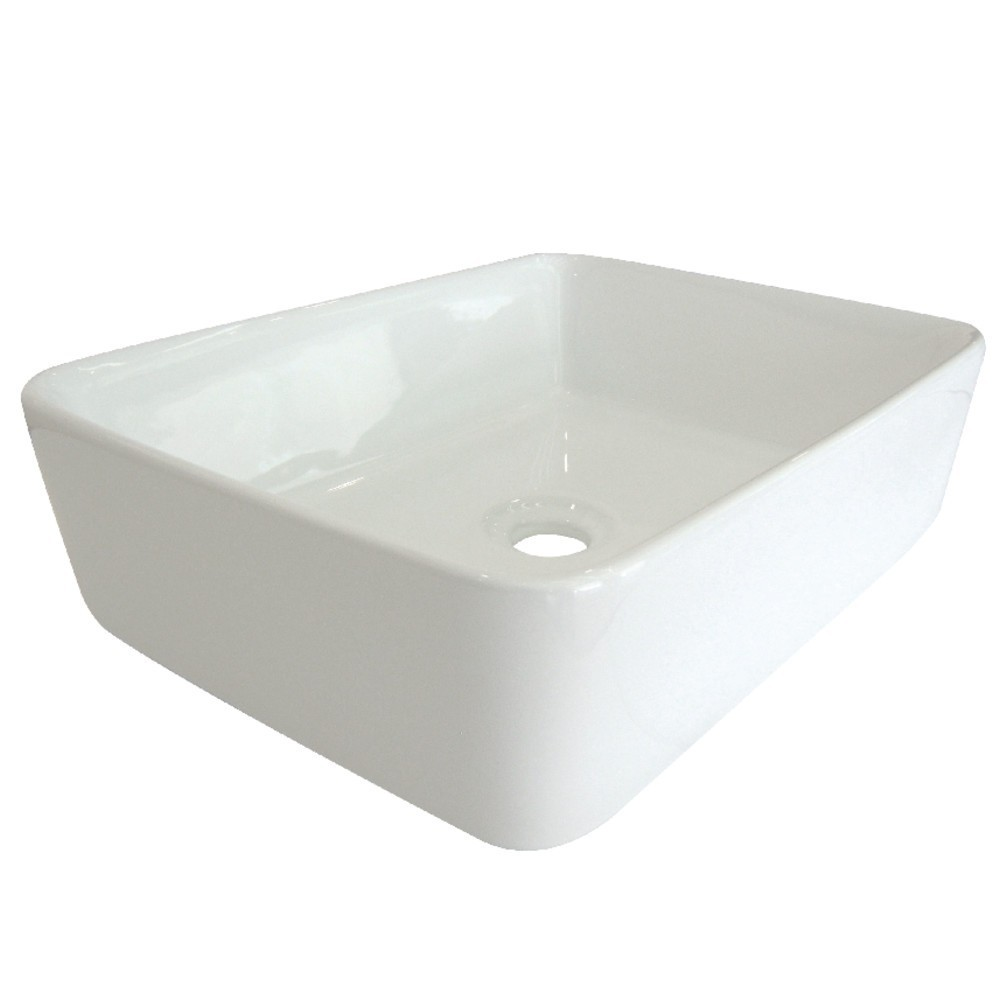 Fauceture  French Vessel Sink, White