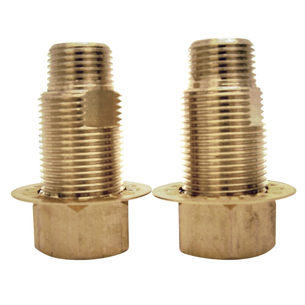 "Kingston Brass  3/4"" IPS Brass Adapter, Rough"