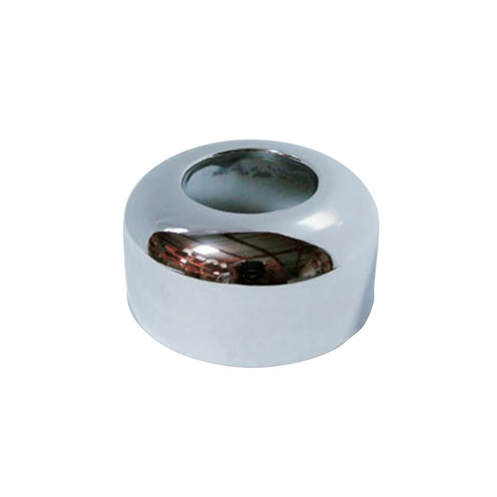 """Kingston Brass  1-1/2"""" Bell Flange, Polished Chrome"""