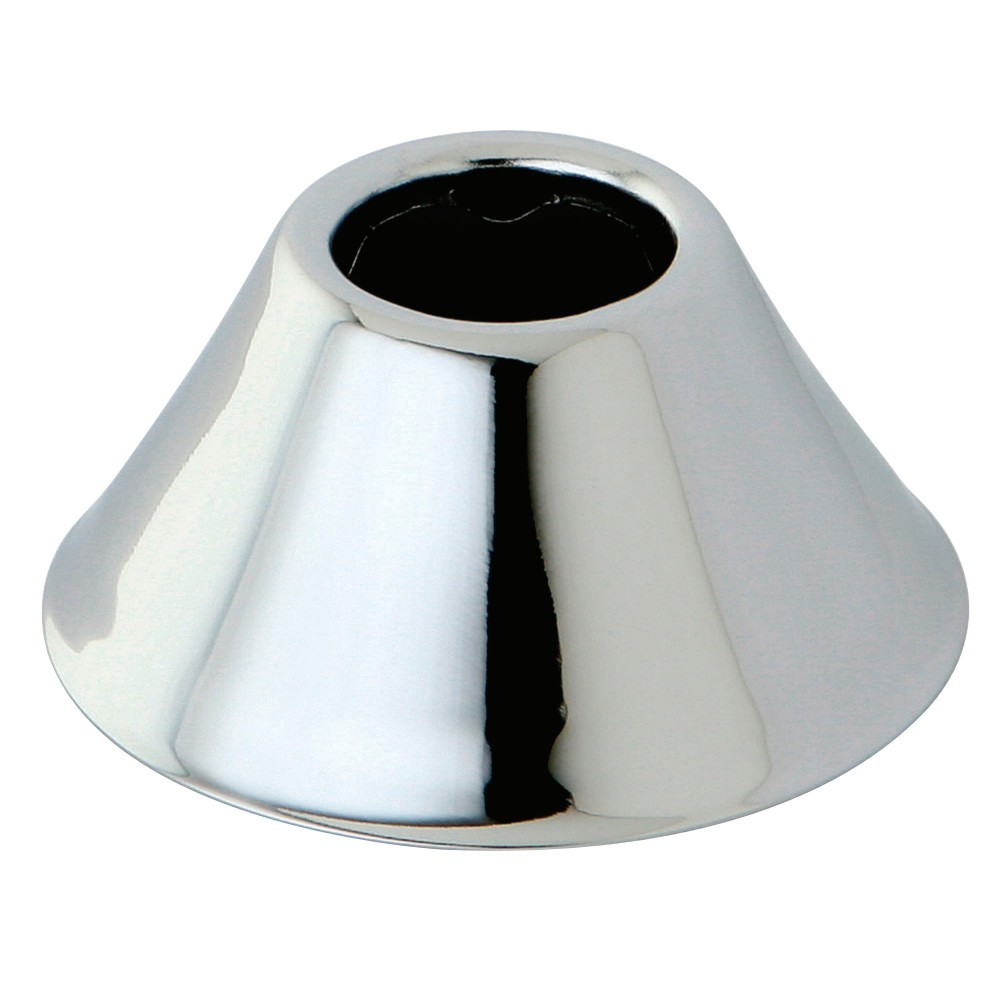 Kingston Brass  Bell Flange, Polished Chrome
