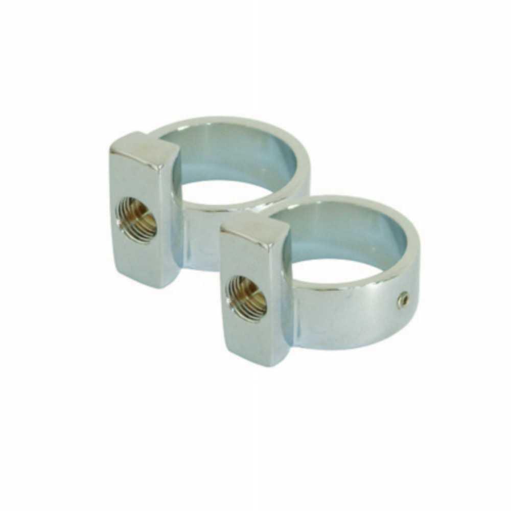 Kingston Brass  Drain Bracelets for Supply Line Support, Polished Chrome