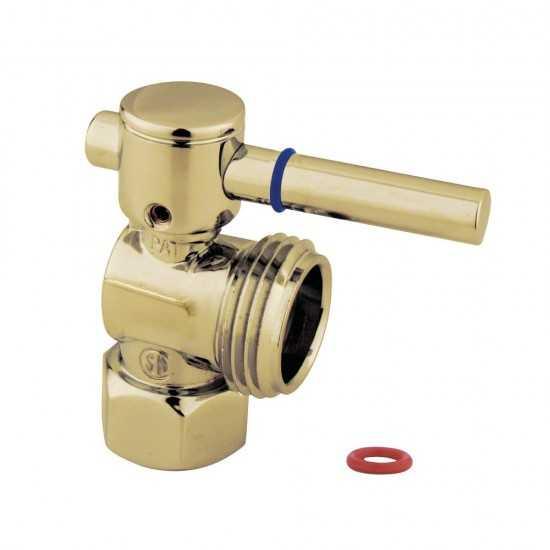 Graff G-5220-C2 Canterbury Bar Faucet with Metal Cross Handles