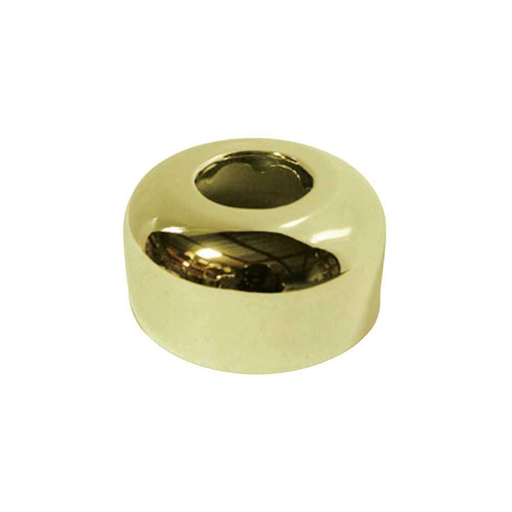 "Kingston Brass  1-1/4"" Bell Flange, Polished Brass"