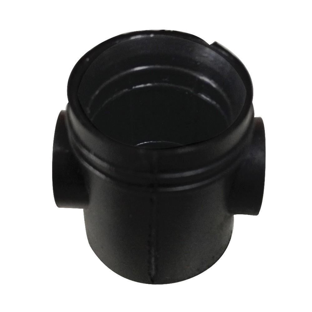 Kingston Brass  Diverter Cartridge Rubber Boot, Black
