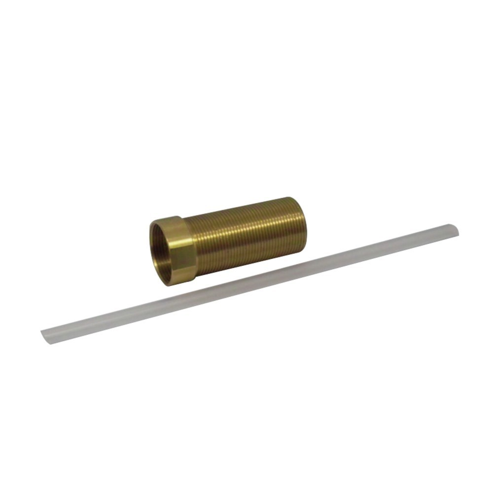 """Kingston Brass  Extended Adapter for Soap Dispenser with 3/4"""" IPS Connection, Brass"""