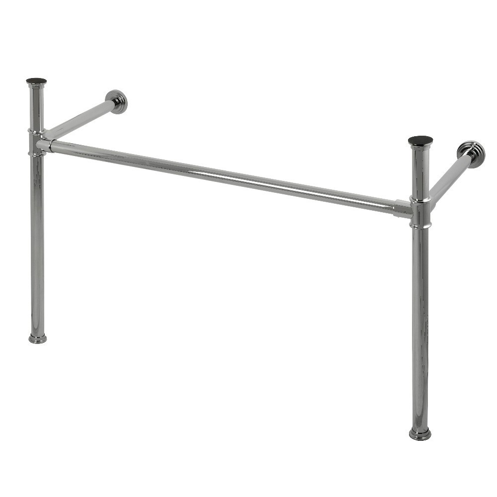 Fauceture  Imperial Stainless Steel Console Legs for VPB1488B, Polished Chrome