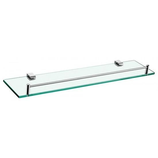Aqua Chiaro by KubeBath Glass Shelve