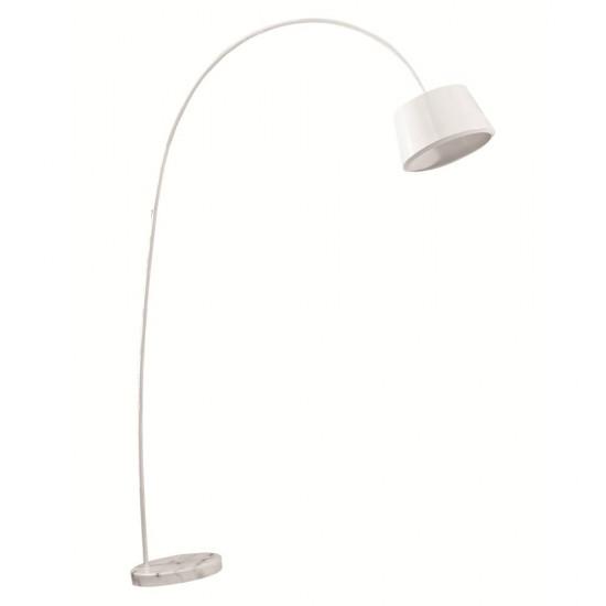 Fine Mod Imports Estal Floor Lamp, White