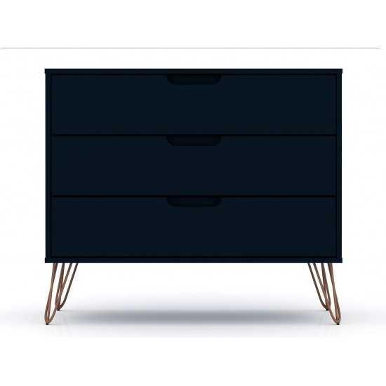 Rockefeller Dresser in Tatiana Midnight Blue
