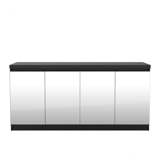 Viennese 2.0 Sideboard in Black Matte