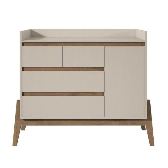 """Essence 49"""" Dresser in Off White"""