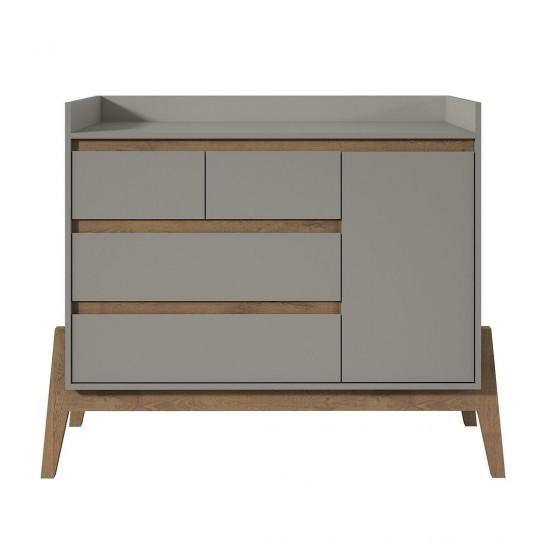 "Essence 49"" Dresser in Grey"