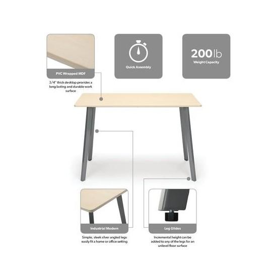 """OFM 48""""Computer Desk (1048)"""