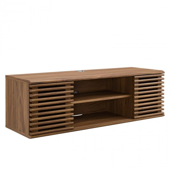 """Render 46"""" Wall-Mount Media Console TV Stand"""