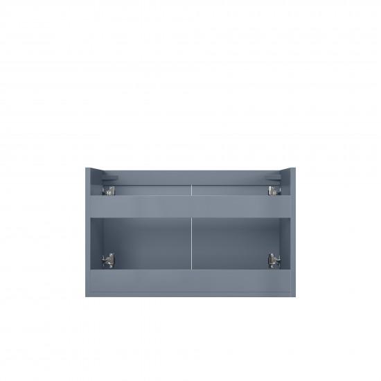 "Geneva 30"" Dark Grey Vanity Cabinet Only"