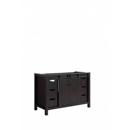 "Marsyas 48"" Brown Vanity Cabinet Only"