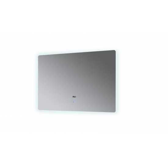 "Lugano 48"" Wide x 32"" Tall LED Mirror w/ Defogger"