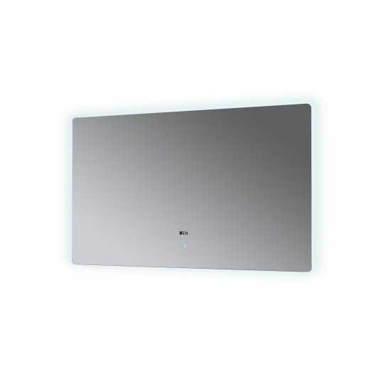 "Lugano 60"" Wide x 36"" Tall LED Mirror w/ Defogger"