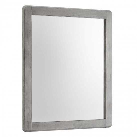 Georgia Wood Mirror