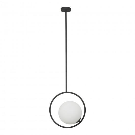 VOYAGER PENDANT LAMP BLACK