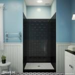 "Fresca Allier Rio 48"" Ash Gray Double Sink Modern Bathroom Cabinet"