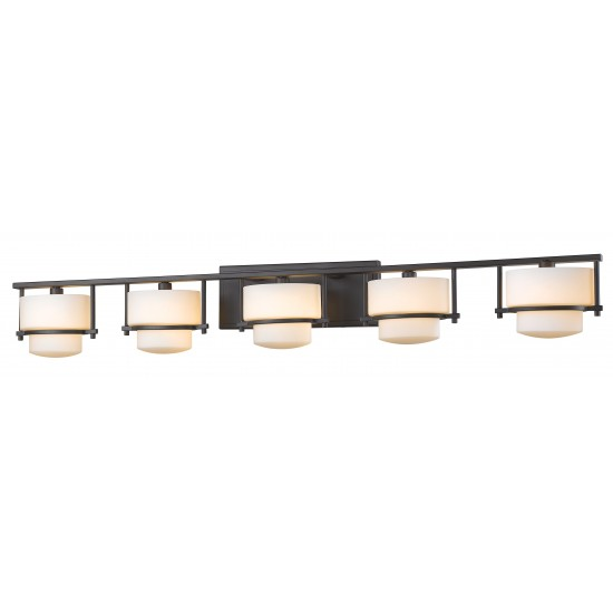 Z-Lite 5 Light Vanity