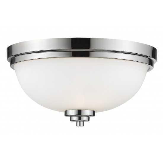 Z-Lite 3 Light Flush Mount