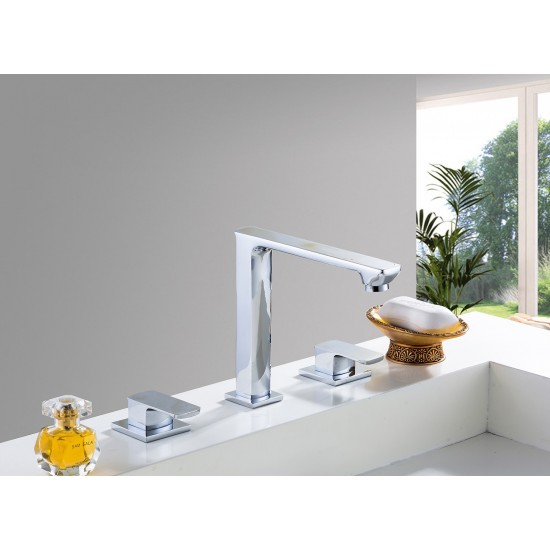 """59"""" N-720-59FSWH-FM Soaking Freestanding Tub and Tray With Internal Drain"""