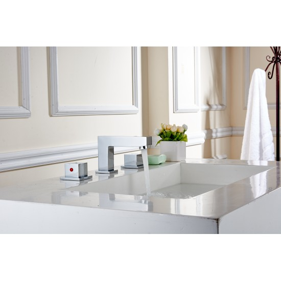 """Tub, Faucet and Tray Set Streamline 59"""" Freestanding NH720-120"""