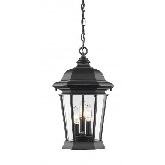 Z-Lite 3 Light Outdoor Chain Light