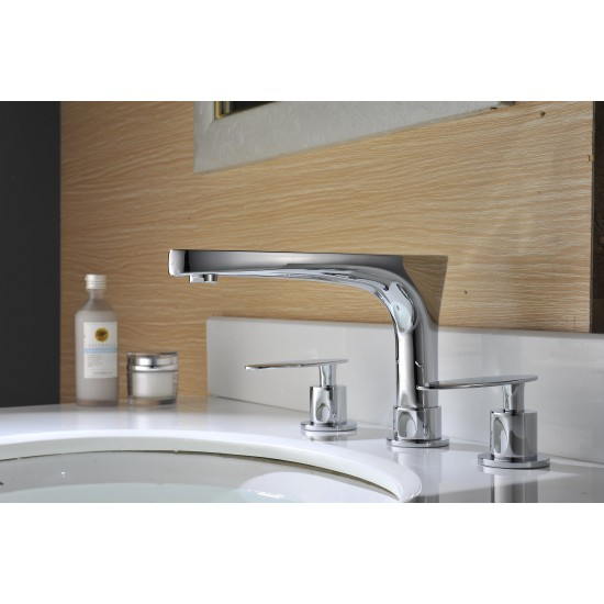 19.75-in. W Wall Mount White Vessel Set For 1 Hole Center Faucet - Faucet Included
