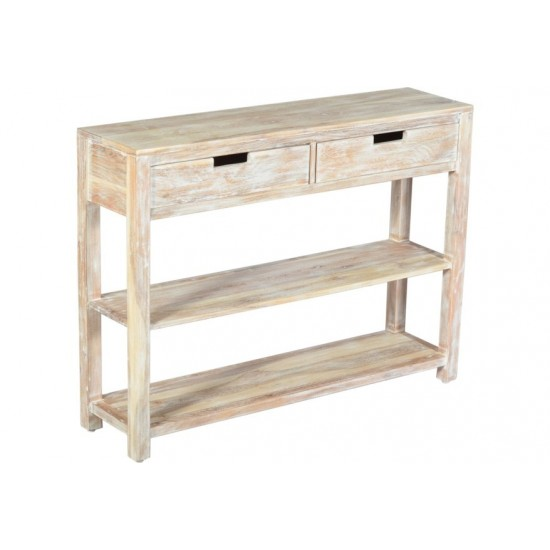 Reynolds Solid Wood Console Table