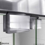 18.25-in. W Rectangle Undermount Sink Set In Biscuit - Chrome Hardware