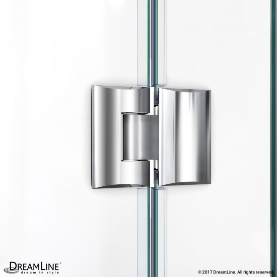 16.25-in. W Above Counter White Vessel Set For 3H8-in. Left Faucet