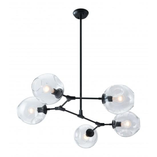 Odense Ceiling Lamp Black