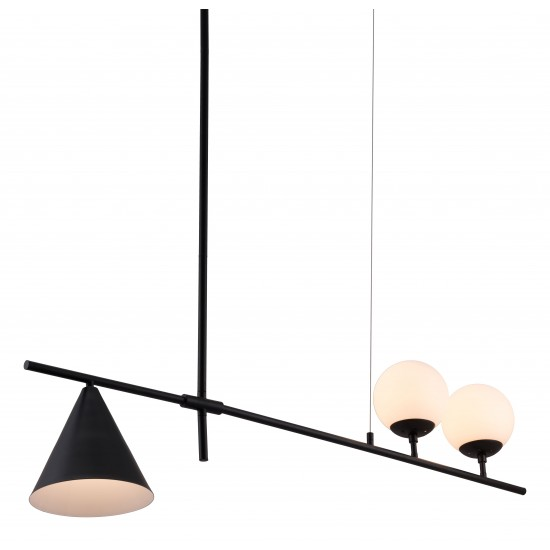 Richiza Ceiling Lamp Black
