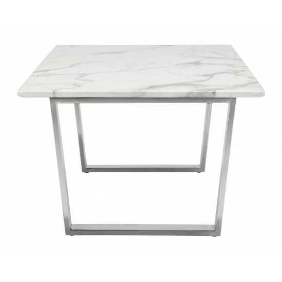 22.75-in. W 18-in. D Modern Plywood-Veneer Vanity Base Set Only In White