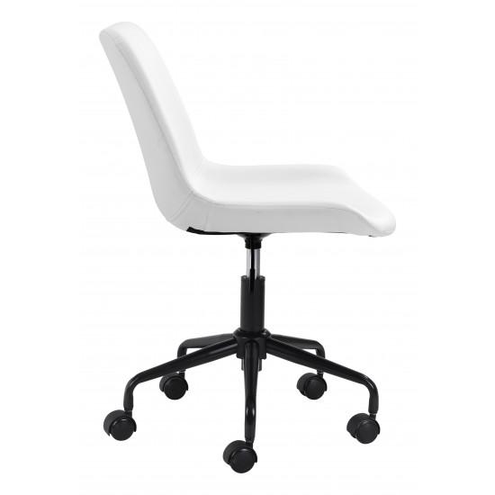 Byron Office Chair White