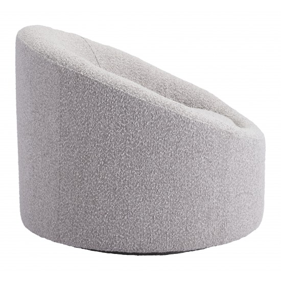 Venice Accent Chair Gray