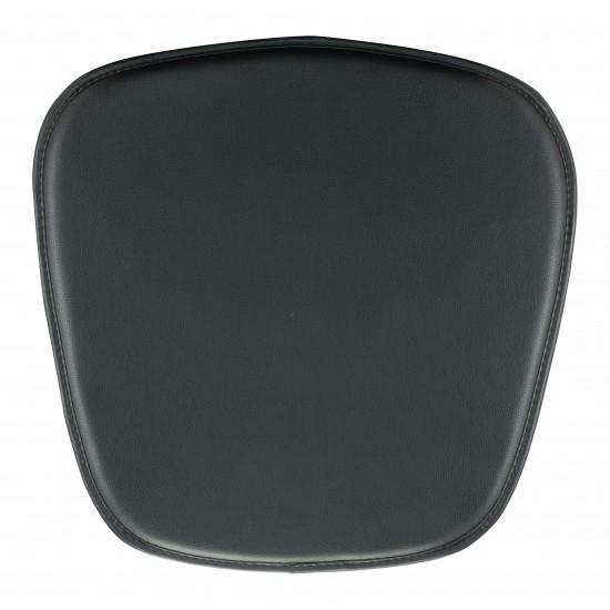 Wire Mesh Cushion Black