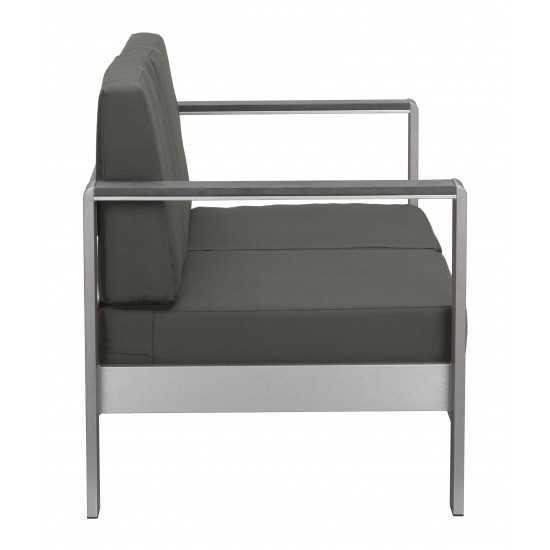 Cosmopolitan Sofa Cushion Dark Gray