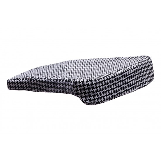 Vision Cushion Houndstooth