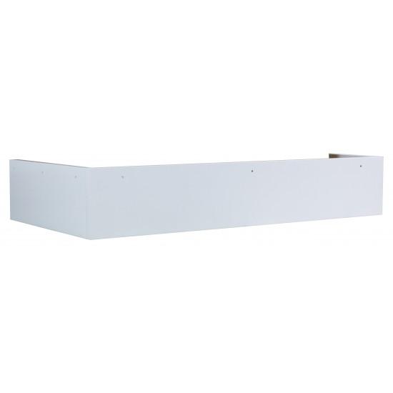 31-in. W X 16-in. D Plywood-Veneer Toe-kick In White Color