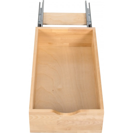 """13-1/4"""" Preassembled Rollout Drawer for 15"""" Cabinet Opening"""