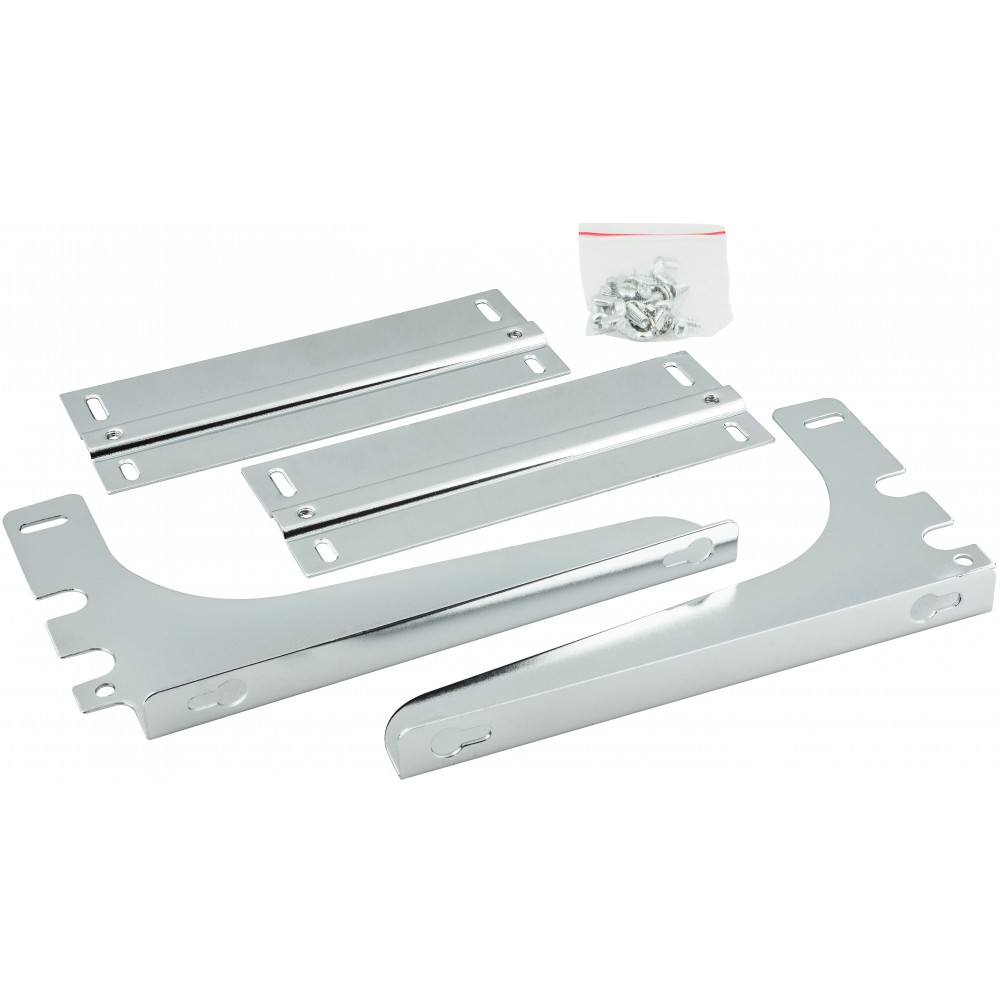 Polished Chrome Door Mount Kit for CAN-EBM Series